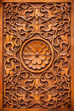 Carving wood Royalty Free Stock Images