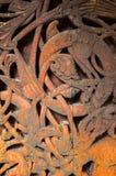 carvings деревянные стоковая фотография rf