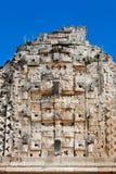 carvings майяские стоковое изображение