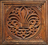Carvings Stock Image