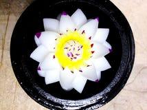 Carvings da flor do sabão Imagem de Stock