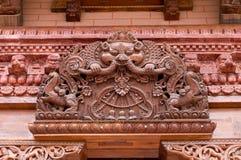 Carvings decorativos Foto de Stock Royalty Free