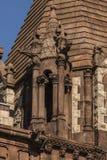 Carvings exteriores na igreja de trindade Imagem de Stock