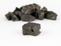 Carvão Foto de Stock Royalty Free