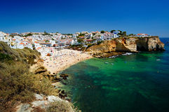 carvoeiro Photo libre de droits