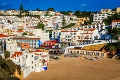 Carvoeiro, Algarve, Portugal. Royalty Free Stock Photography