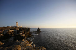 Carvoeiro cape Stock Photos