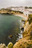 Carvoeiro village Royalty Free Stock Photo