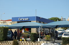 Carwash Royalty Free Stock Photos