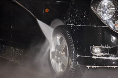 Carwash Fotografia Stock