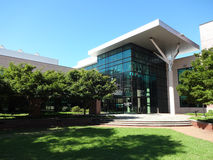 Cary, ратуша NC Стоковая Фотография RF