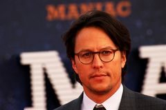 Cary Fukunaga, named as new Bond film director. Film director Cary Fukunaga at the premiere of his Netflix series maniac royalty free stock image