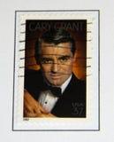 Cary Grant Fotos de archivo libres de regalías