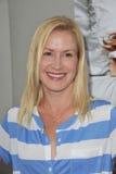 Cary lån, Angela Kinsey Fotografering för Bildbyråer