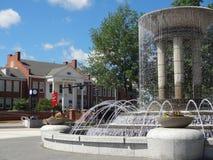 Cary, North Carolina Park and Art Center royalty free stock image