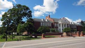 Cary sztuki centrum w Pólnocna Karolina zdjęcie stock