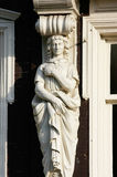 Caryatid Stock Photo