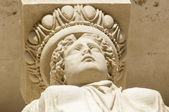 Caryatid Royalty Free Stock Images