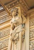Caryatid Royalty Free Stock Images