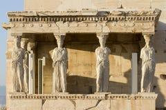Caryatid Stock Image