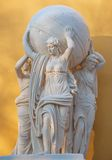 caryatids Stockbilder
