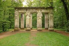 The caryatids. Chateau de Chenonceau. Chenonceaux. France. The caryatids. Chenonceau palace and gardens. Chenonceaux. France Stock Photography