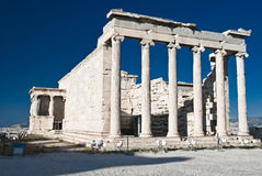 Caryatids Erechteion Acropolis Athens Greece Royalty Free Stock Image