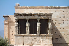 Caryatids Royalty Free Stock Image