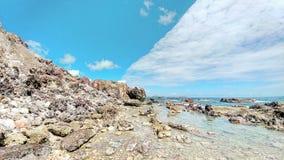 Cas Cay Virgin Islands Foto de archivo libre de regalías