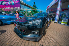 CAS 2014 (CHINA AUTO SALON) Stock Photos