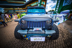 CAS 2014 (CHINA AUTO SALON) Royalty Free Stock Images