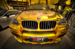 CAS 2014 (CHINA AUTO SALON) Royalty Free Stock Image