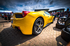 CAS 2014 (CHINA AUTO SALON) Stock Images