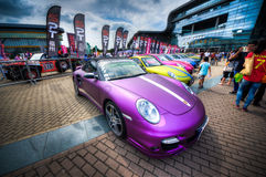 CAS 2014 (CHINA AUTO SALON) Stock Photography