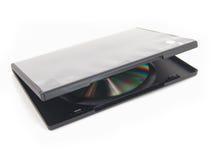 Cas de Dvd/cd Photos stock