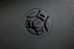 Cas de DVD-CD Image libre de droits
