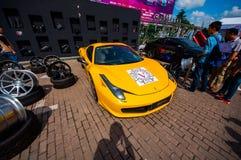 CAS 2014 (KINA DEN AUTO SALONGEN) Royaltyfria Bilder