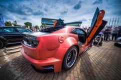 CAS 2014 (PORCELANOWY AUTO salon) Zdjęcia Royalty Free