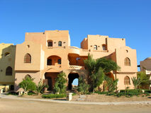 Casa árabe Fotos de Stock Royalty Free