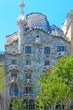 casa Ισπανία batllo της Βαρκελώνης Στοκ Φωτογραφίες