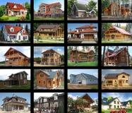 Casa Imagens de Stock Royalty Free