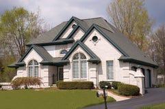 Casa 3 Imagem de Stock
