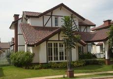 Casa Fotografia Stock
