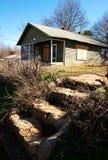 Casa abandonada Foto de Stock Royalty Free