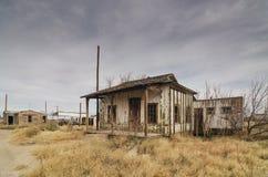 Casa abandonada Fotografía de archivo libre de regalías