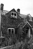 Casa abandonada Foto de Stock