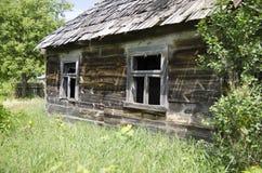 Casa abandonada Fotos de Stock Royalty Free