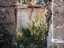 Casa abandonada Imágenes de archivo libres de regalías