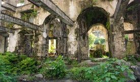 Casa abandonada Imagens de Stock