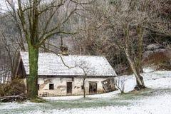Casa abandonada Imagen de archivo
